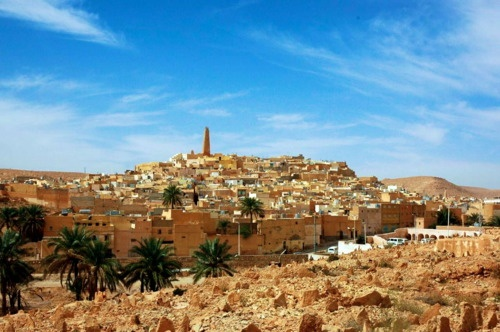 Algeria in transition