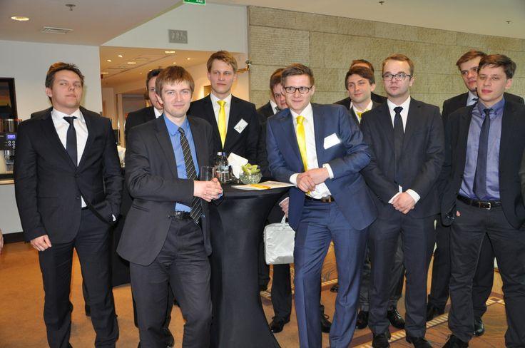 Finaliści konkursu EY Financial Challenger.