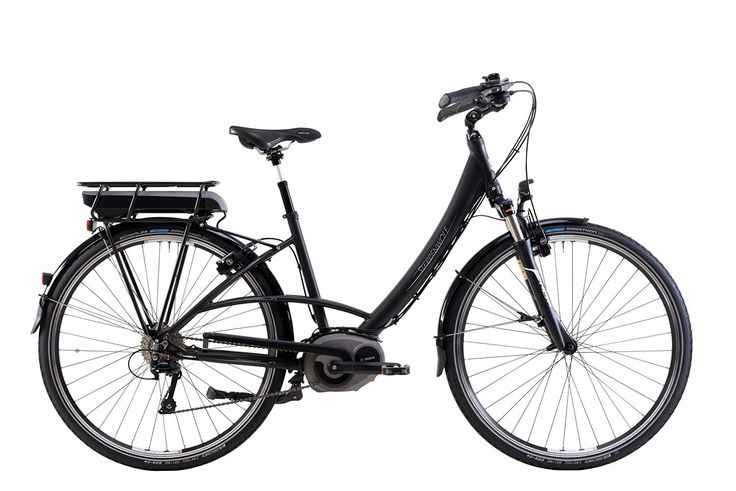 Steppenwolf - Transterra Wave E1 Electric Bicycle