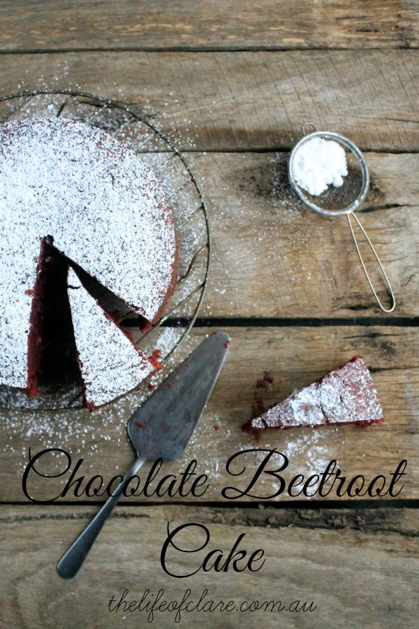 Sometimes I find it really hard to find the words to write to go with any given recipe.  For example, for this beetroot cake, I was tossing up between telling you about the three sad soggy beetroots I found in Continue reading →