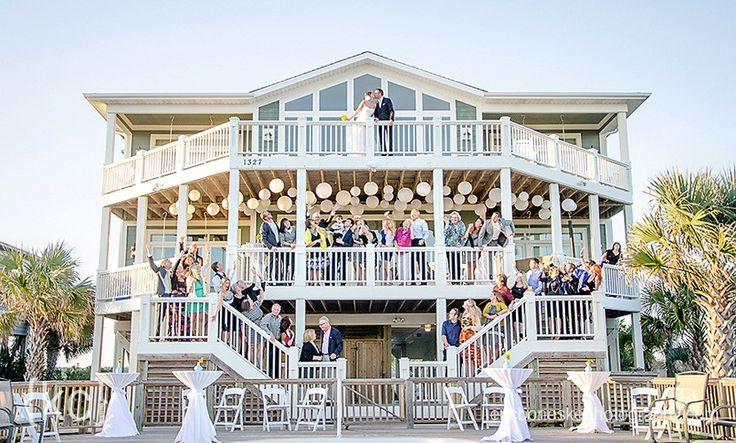 Holden Beach House Rental: 12 Bedroom Ocean Front! Perfect For Family Retreats, Wedding, Bible Studies   HomeAway