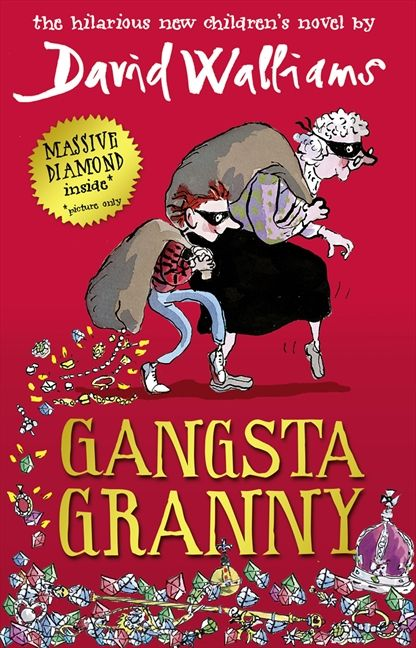 gangsta granny book