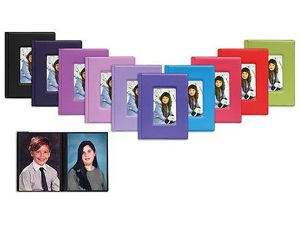 Cheap Photo Albums - 1 Photo Per Page - Pioneer KZ-46 Mini Photo Album