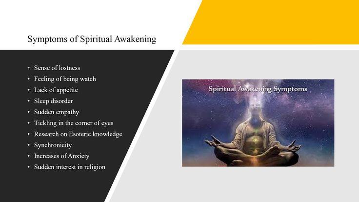 The Spiritual Counselor Awekening