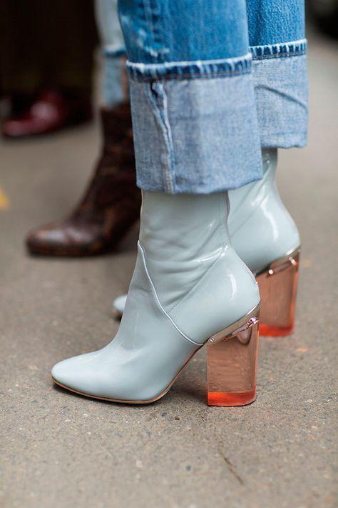 The shoe of the season.