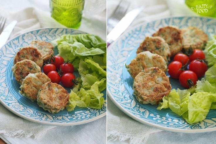 Котлетки из цветной капусты с паприкой (простой рецепт) - HAPPYFOOD