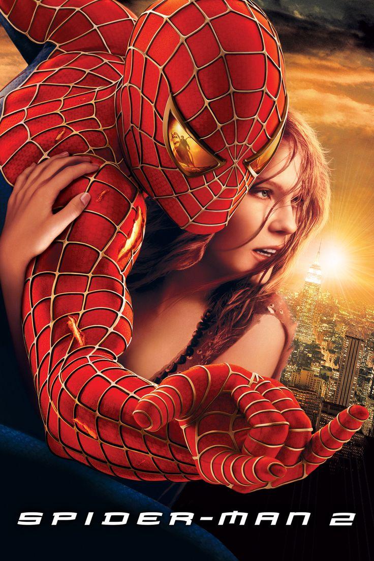 Spiderman 2 HD Movie Poster -  - www.hdmovieposters.com