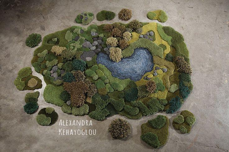 Sunday's Visual Diary #26 : Alexandra Kehayoglou