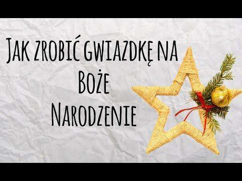 Ozdoby świąteczne: jak zrobić gwiazdę bożonarodzeniową   Sposób na wszystko   Porady   Domowe sposoby   Jak zrobić ...?