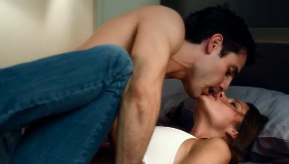 Sam and Andy (Rookie Blue)