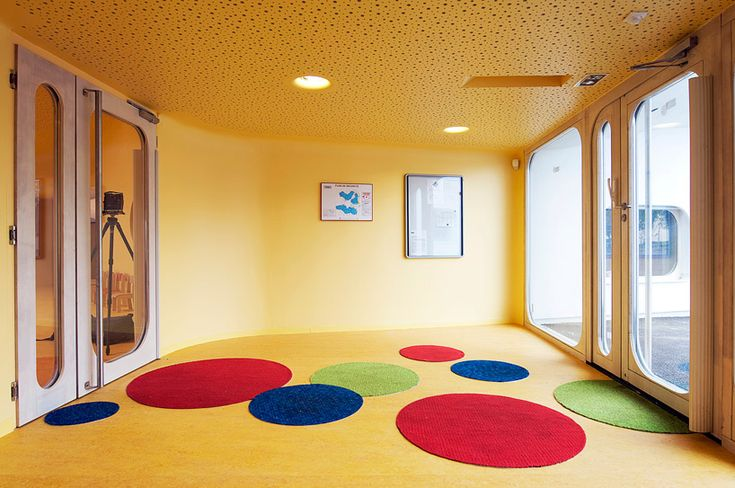 paul le quernec: childcare facility in boulay, france