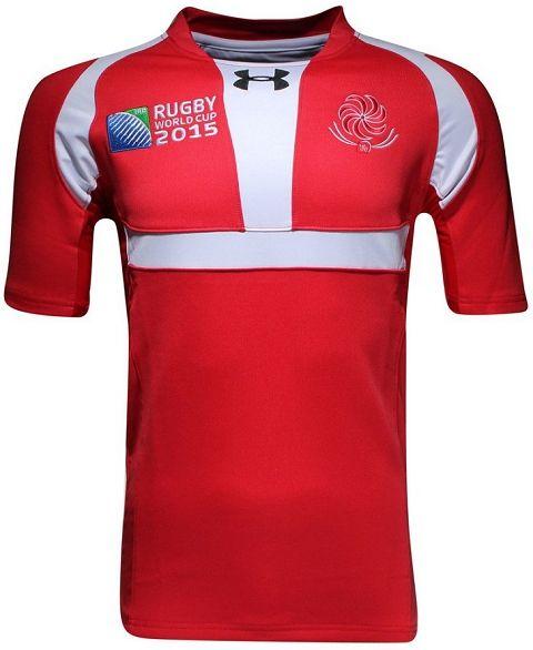 Copa do Mundo de Rugby 2015 - Grupo C - Georgia
