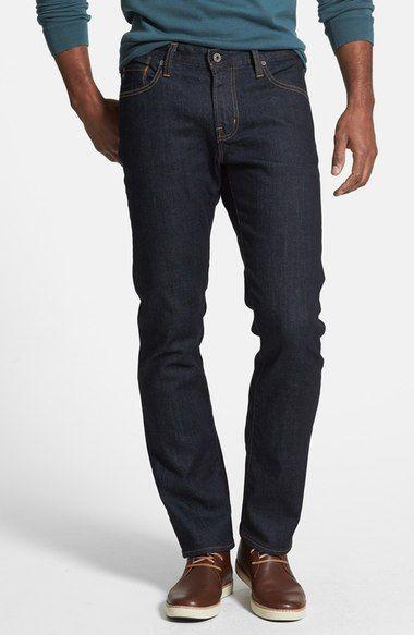 AG 'Graduate' Slim Straight Leg Jeans (Jack) available at #Nordstrom