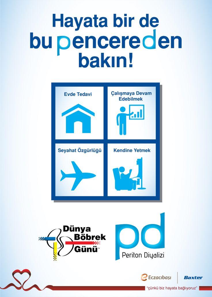 AD for Eczacıbaşı Baxter