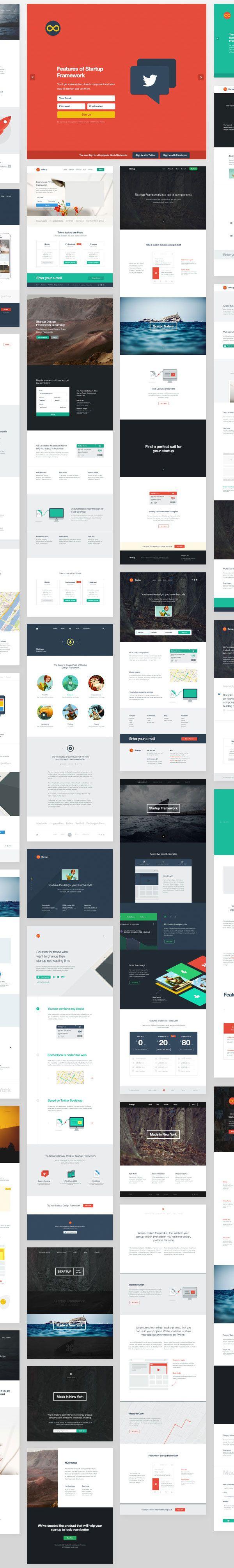 Startup Design Framework - Backstage