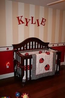 25 best ideas about ladybug nursery on pinterest for Bug themed bedroom ideas