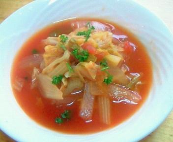 脂肪燃焼 デトックス スープ レシピ