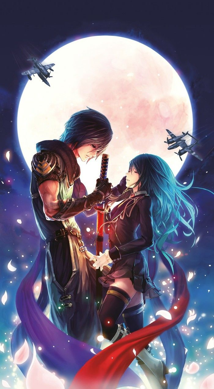 1000 images about cute anime couples on pinterest anime - Dark anime couples ...