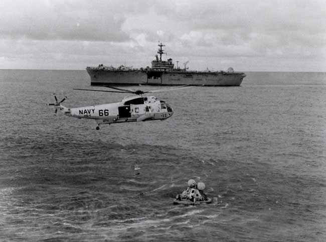 apollo 10 recovery ship - photo #11