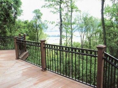 Best Compelling Wrought Iron Fence Price Home Depot And Iron 640 x 480
