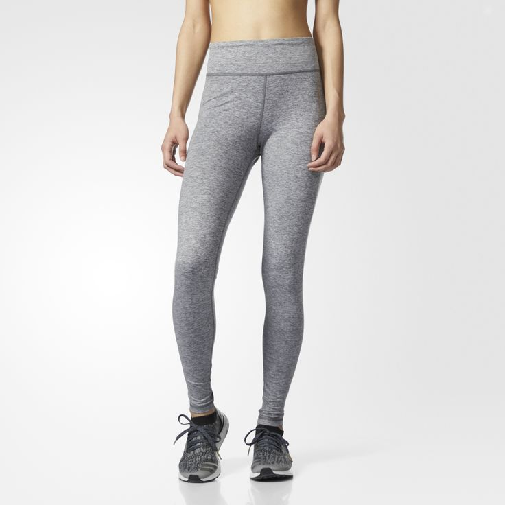 When you need a little extra warmth for your workout, reach for these soft and cozy women's training tights. The flatlock seams are easy on your skin while the compression fit and high rise waist provide plenty of support and coverage. An inside pocket keeps your key close.