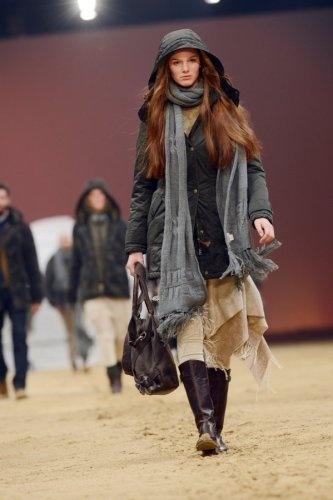 Camel Active - Outono/Inverno 2013 - Primeira colecção feminina da marca (Berliner Fashion Week 2013)