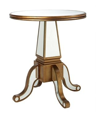 Cotillard Two Tone Side Table