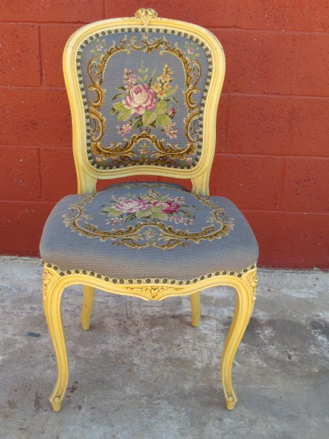 French Antique Chair Louis XV Chair Antique Furniture