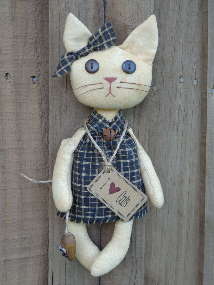 http://www.ebay.com/itm/Primitive-Country-Grungy-Tan-Cat-Doll-Wood-Mouse-Black-Homespun-Rusty-Prim-Tag-/181385315235?nma=true