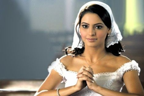 Aamna Sharif in Television