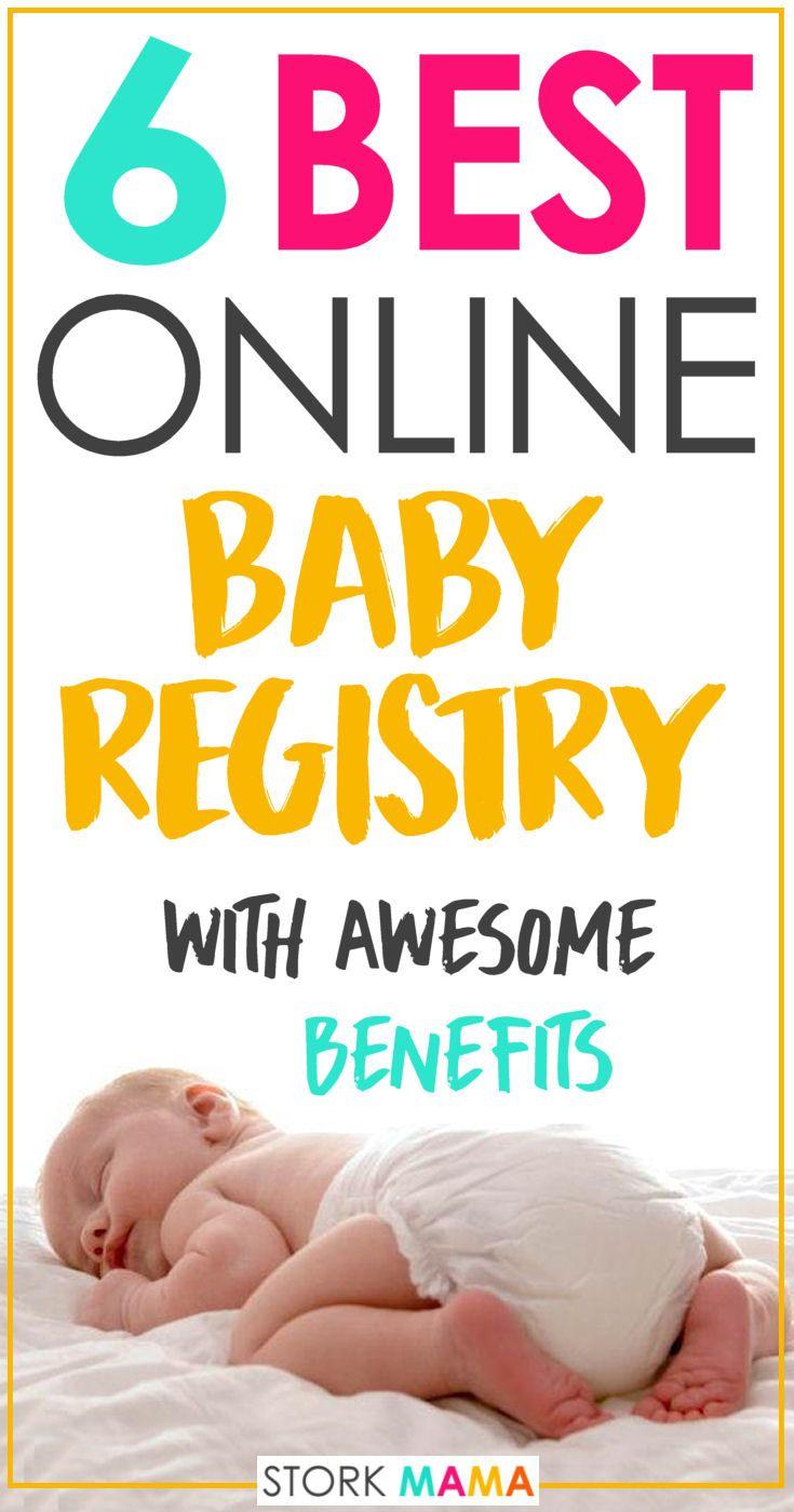 Where to Register for Baby Gifts Online: Beginner's Guide | Stork Mama