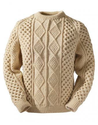 Cronin Irish Hand Sweaters