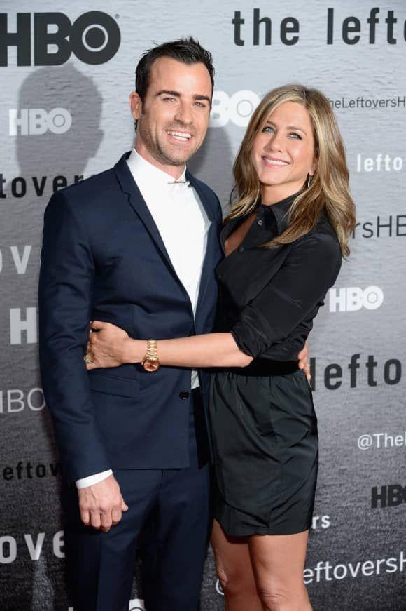 Die 12 Tragischsten Vip Trennungen 2018 Justin Theroux Hochzeitsfeier Ideen Brad Pitt