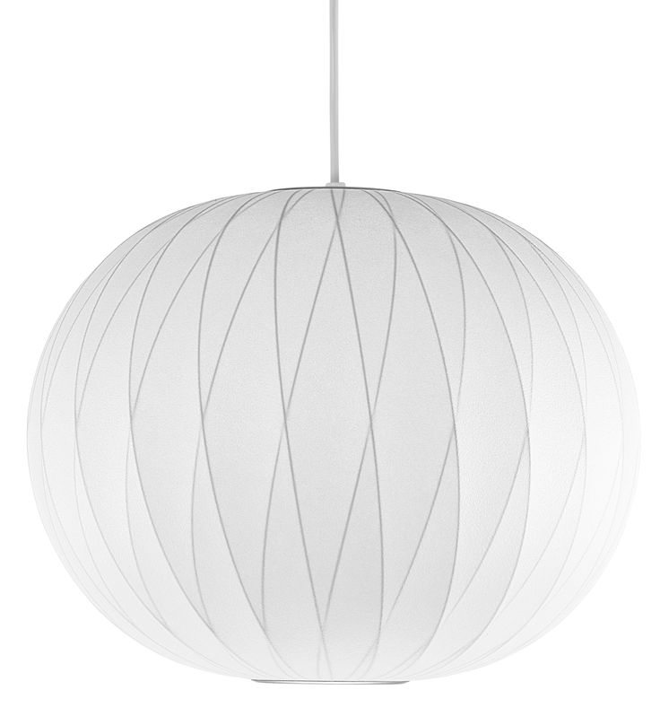 Bubble lamp Ball CC av George Nelson