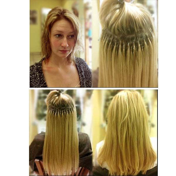 10 Best Micro Ring Hair Extentions Images On Pinterest