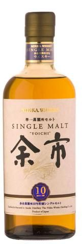 Yoichi 10 Single Malt Japanese Whisky (700ml, 45%)