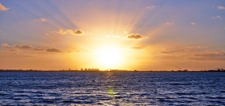 Sunset in Netherlands v2 by Petru Cojocaru on 500px