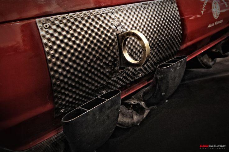 Alfa Romeo 155 V6 TI DTM / Nicola Larini