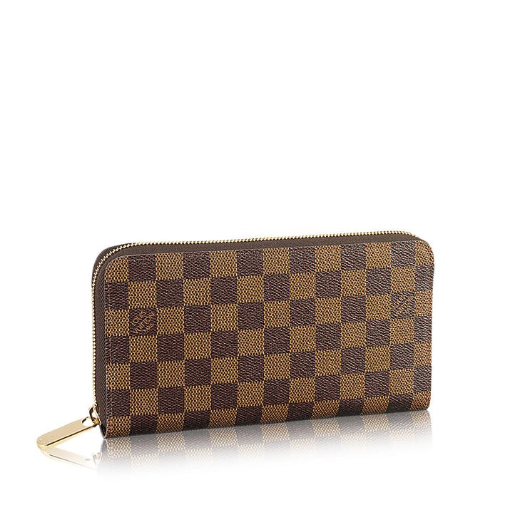 Discover Louis Vuitton Zippy Organiser: For those who like everything in one place, the Zippy organiser in Monogram canvas is ideal. It easily holds a cheque book, plane tickets, papers and pen and still manages to look effortlessly stylish.