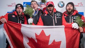 Team Canada had a successful weekend both on home soil and abroad. Bobsleigh Team Canada had an amazing first day...