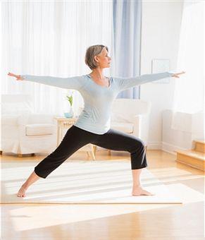 Con los ejercicios de yoga para principiantes que te voy a presentar seguro empiezas el camino a la renovación y el equilibrio. Acompáñame AQUÍ...