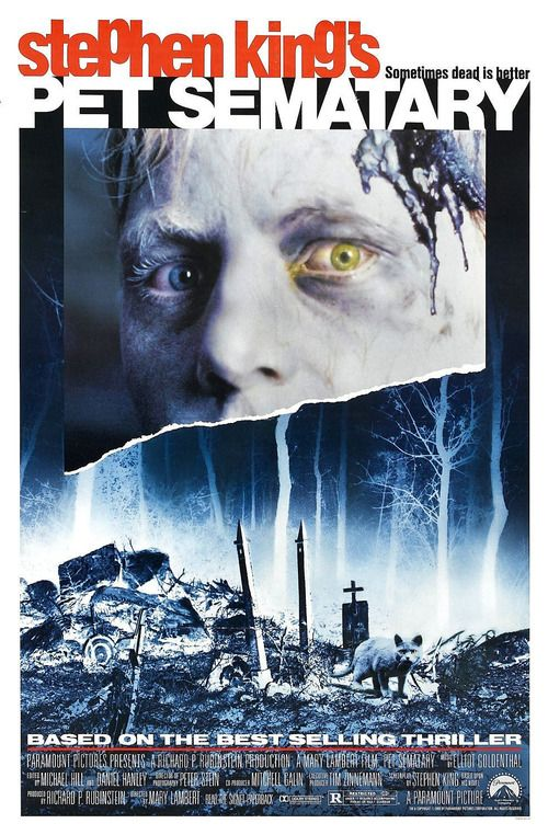 Watch Pet Sematary (1989) Full Movie Online Free