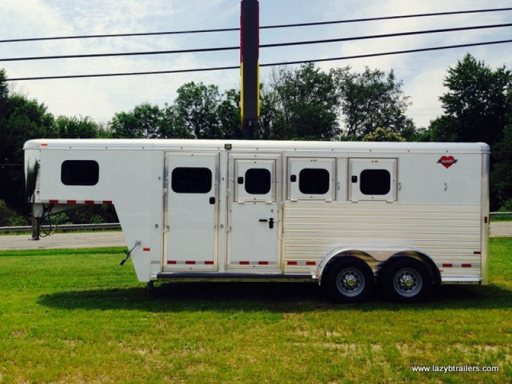9 Best Cattle Trailers Images On Pinterest Horse