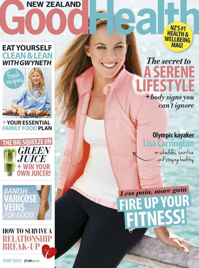 Good Health's May 2013 issue