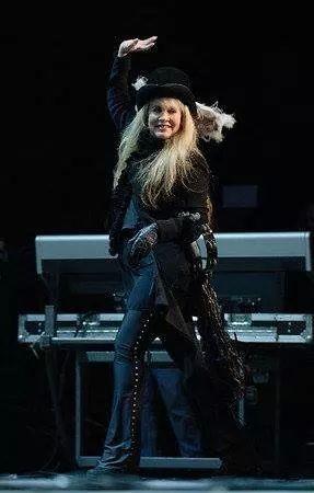 Stevie-a true rock queen!