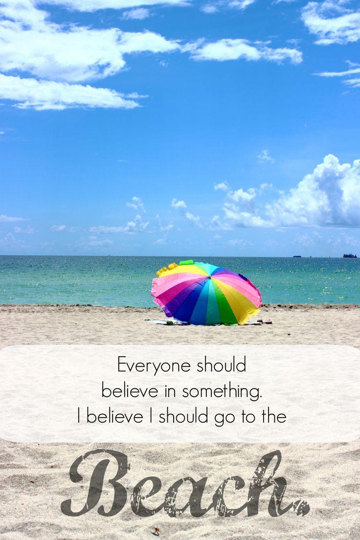 I need #beach!