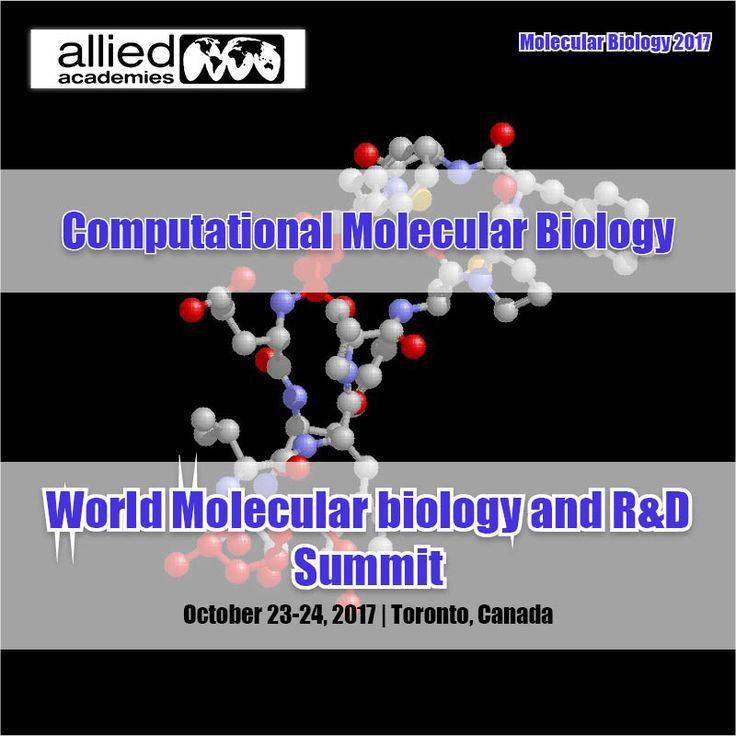 Computational Molecular Biology ================================= #Computational Molecular Biology is an interdisciplinary subject in field of science it mainly focuses on the computational, statistical, experimental, and technological methods, which is accelerating the discovery of new technologies and tools for molecular biology. In computational molecular biology   we can understand the major issues concerning analysis of #genomes, sequences and structures of molecules.