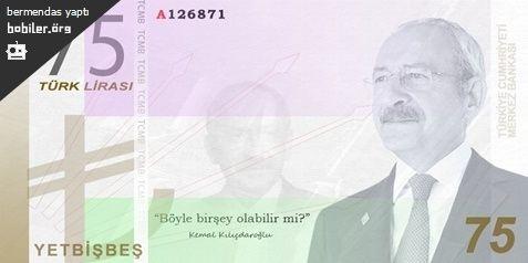 banknot tasarımları