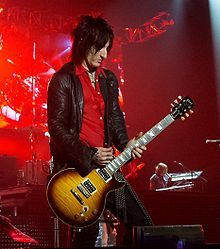 RICHARD FORTUS has been a solo artists and a professional guitarist for bands like Guns N'Roses and Thin Lizzy.  He grew up in St. Louis and is an alumni of CENTRAL VISUAL AND PERFORMING ARTS (CVPA) HIGH SCHOOL.