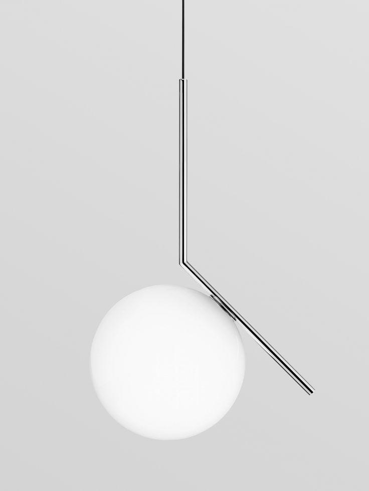 IC Lights Chrome Pendant